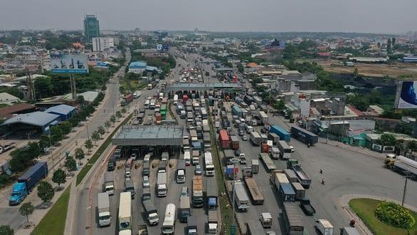 Khắc phục điểm nghẽn hạ tầng: giảm chi phí logistics - Ảnh 1.