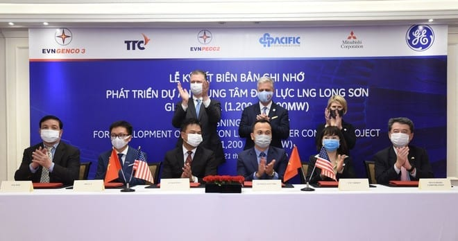 Nhà đầu tư Mỹ GE 'rót' 1 tỉ USD vào nhiệt điện khí Long Sơn - ảnh 1