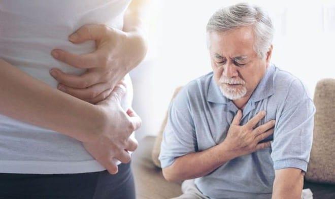 Theo Trường Y Harvard, táo bón có thể là dấu hiệu cảnh báo sớm của bệnh tim mạch /// Ảnh: Shutterstock