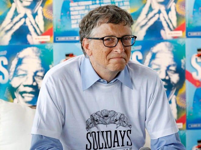 Bill Gates luôn chạy tập thể dục buổi sáng /// Ảnh: Shuttertock