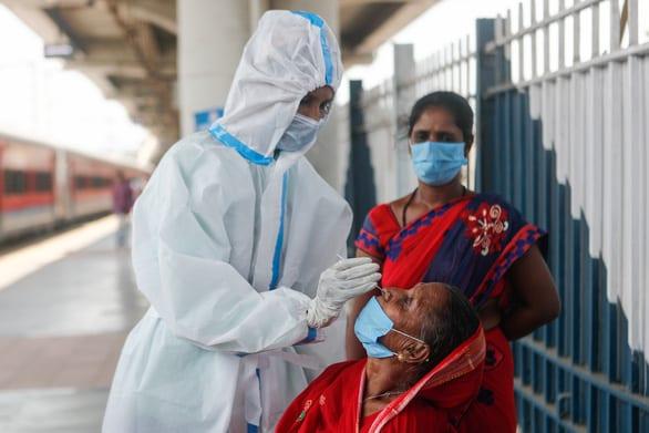 Phát hiện biến thể đôi của virus corona cực kỳ nguy hiểm ở Ấn Độ, WHO quan ngại - Ảnh 1.