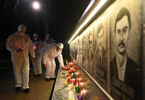 35 năm thảm họa hạt nhân Chernobyl: Có ảnh hưởng di truyền với con người? - Ảnh 1.