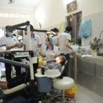 Tổng kết Buổi khám chữa bệnh cho đồng bào tại huyện Chợ Lách, tỉnh Bến Tre