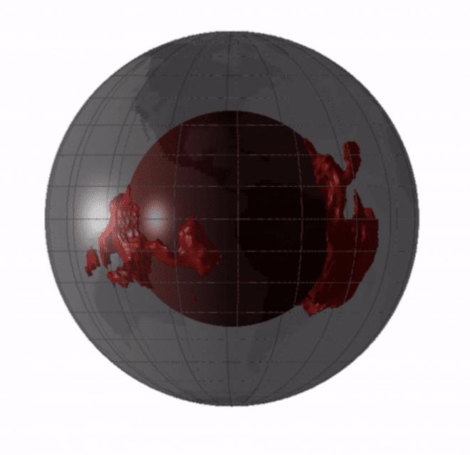 Một thế giới ngoài hành tinh đang giấu mình trong lòng Trái đất - ảnh 1