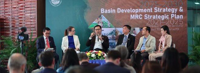 Công bố chiến lược phát triển và quản lý sông Mê Kông - ảnh 1