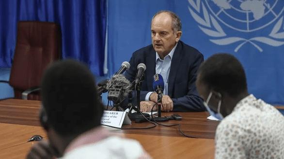 Bạo lực giảm, Liên Hiệp Quốc tính rút bớt quân khỏi Nam Sudan - Ảnh 1.