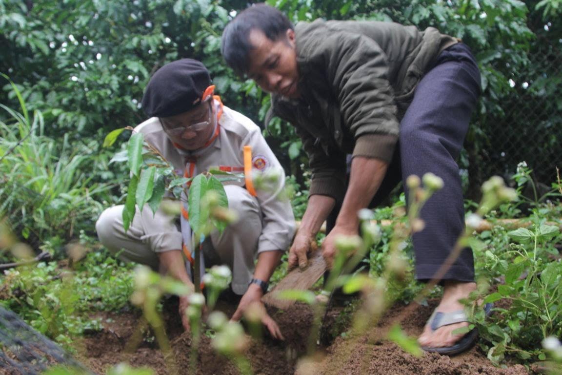 Xu hướng sống xanh, bảo vệ thiên nhiên, môi trường đang ngày càng được lan tỏa mạnh mẽ trong cộng đồng /// Ảnh: PGS.TS Lê Anh Tuấn