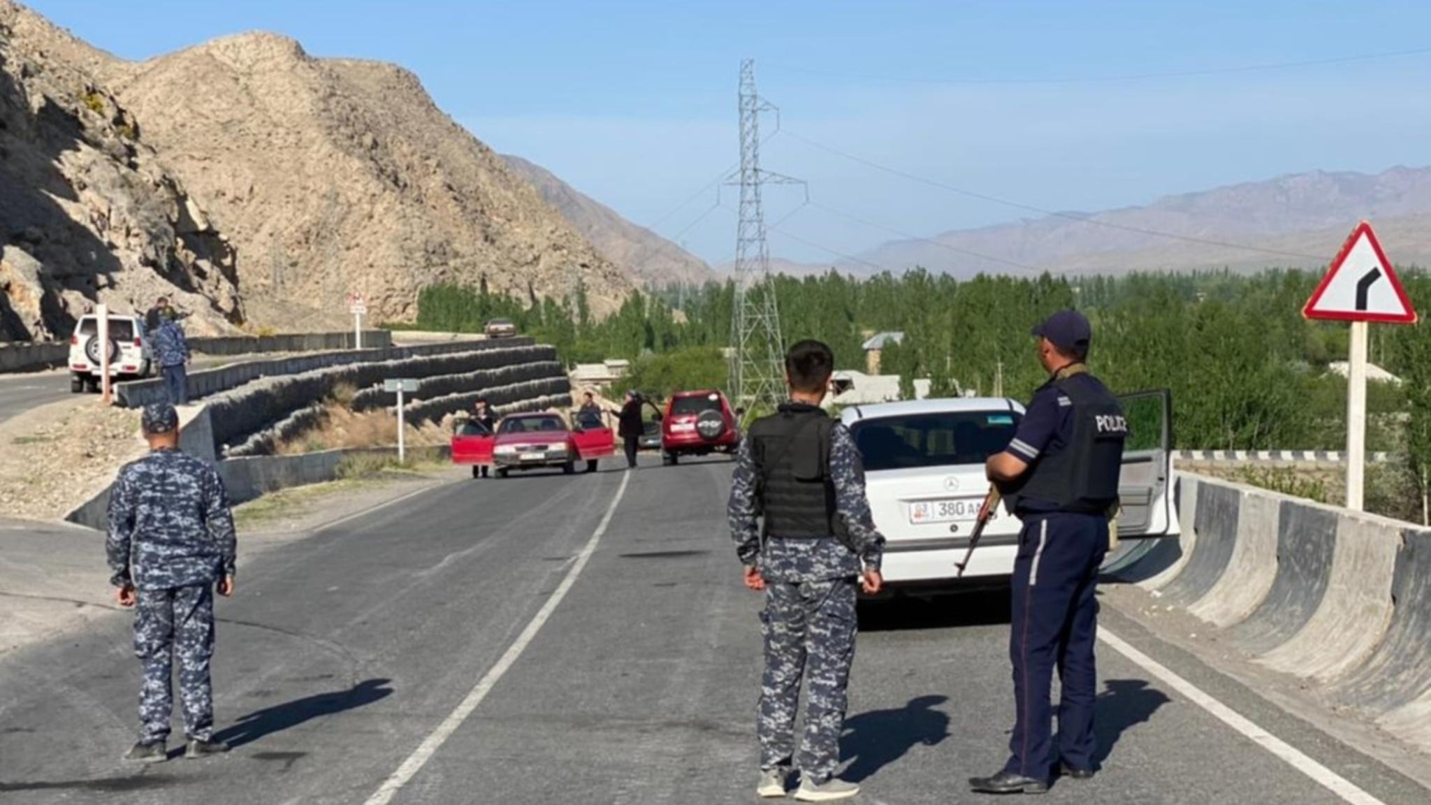 Ngòi nổ xung đột Kyrgyzstan - Tajikistan