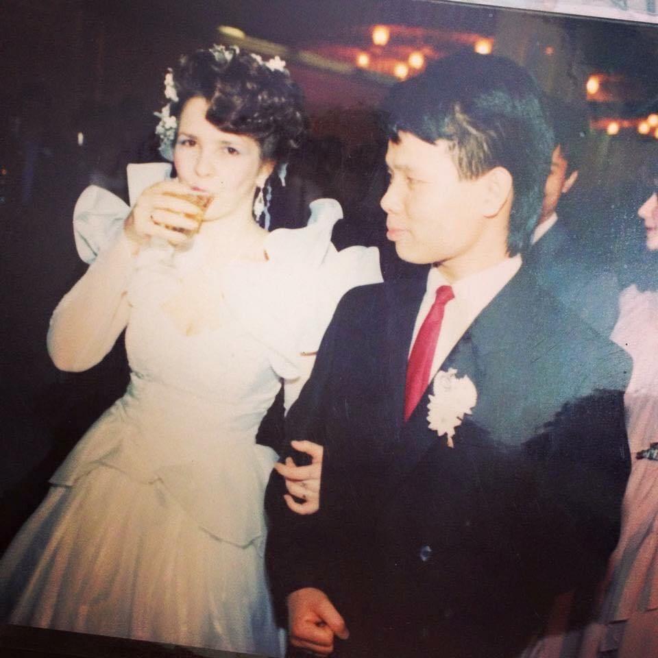 Người vợ Ukraine 20 năm chăm chồng Việt đột quỵ: 'Tôi sẽ bên anh ấy suốt đời' - ảnh 1