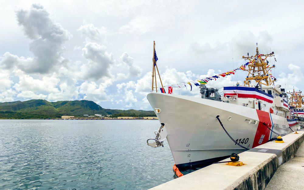 Việt - Mỹ ưu tiên hợp tác nâng cao năng lực thực thi pháp luật trên biển