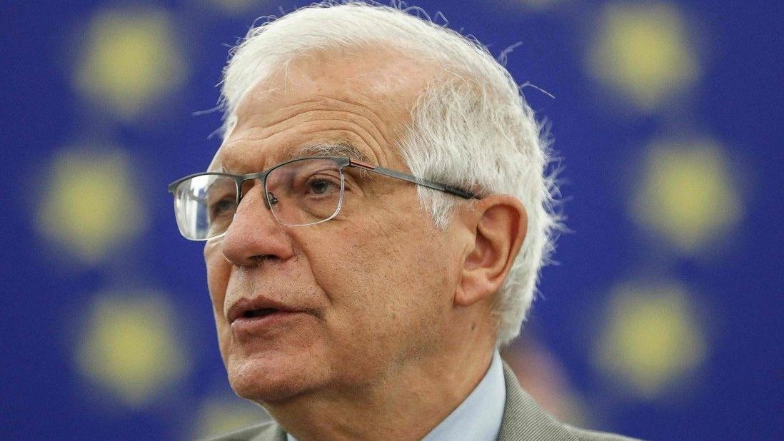 Cao ủy EU phụ trách đối ngoại và chính sách an ninh Josep Borrell /// AFP