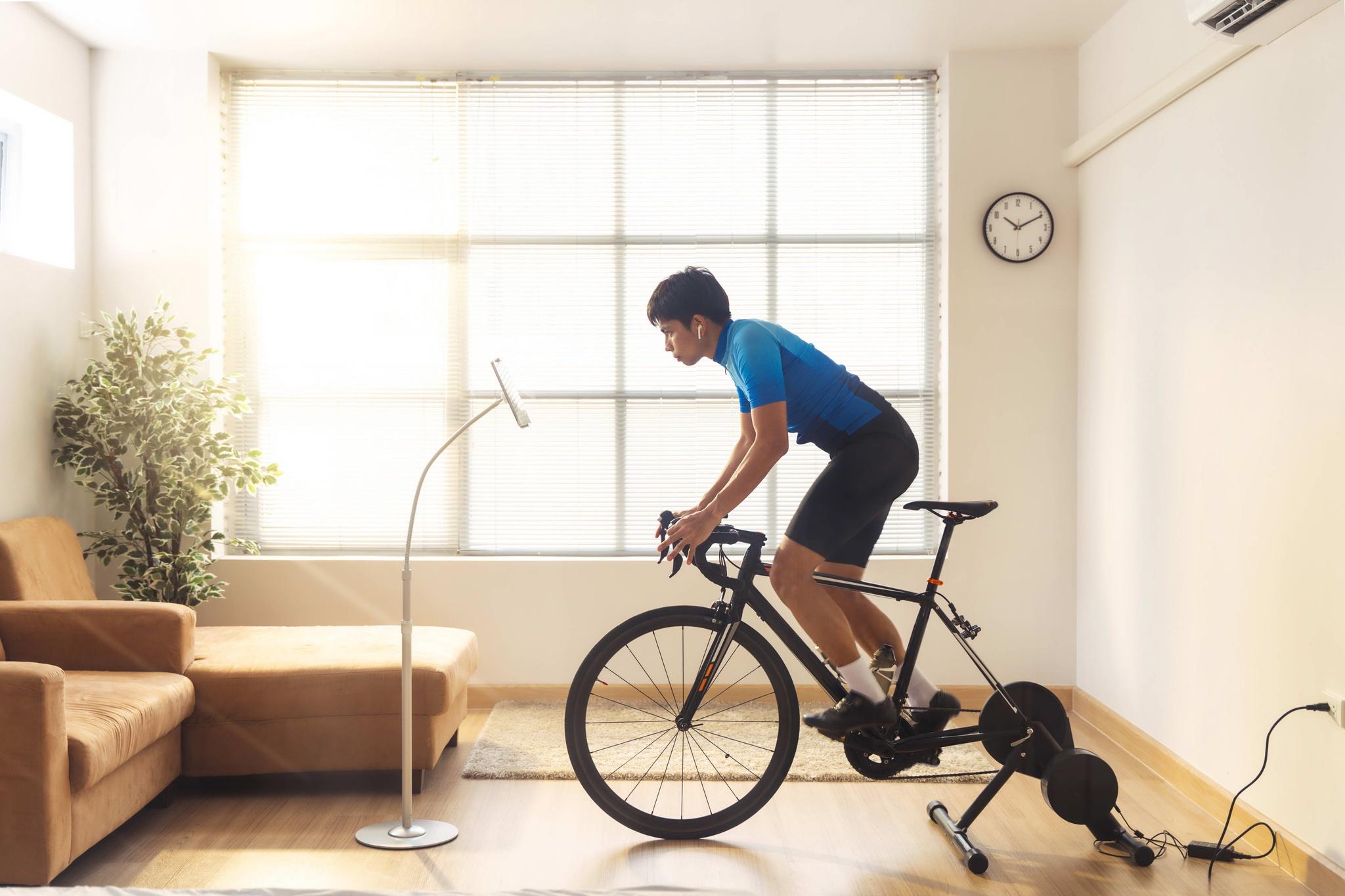 Tập thể dục ít nhất 150 phút/tuần là thói quen tốt cho sức khỏe /// ảnh: shutterstock