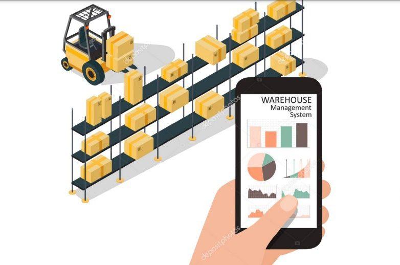 Hệ thống quản lý kho hàng điện tử giúp khách hàng có thể làm thủ tục mọi lúc, mọi nơi