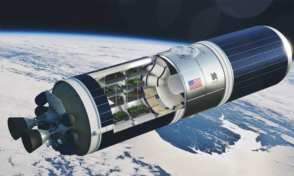 Mô phỏng nhà kính trong không gian /// Nanocracks