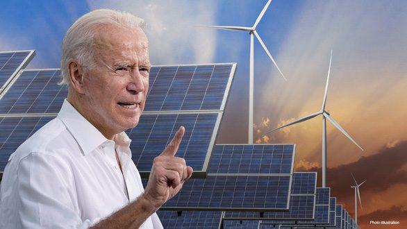 Mục tiêu 45% điện mặt trời của Mỹ - Ảnh 1.