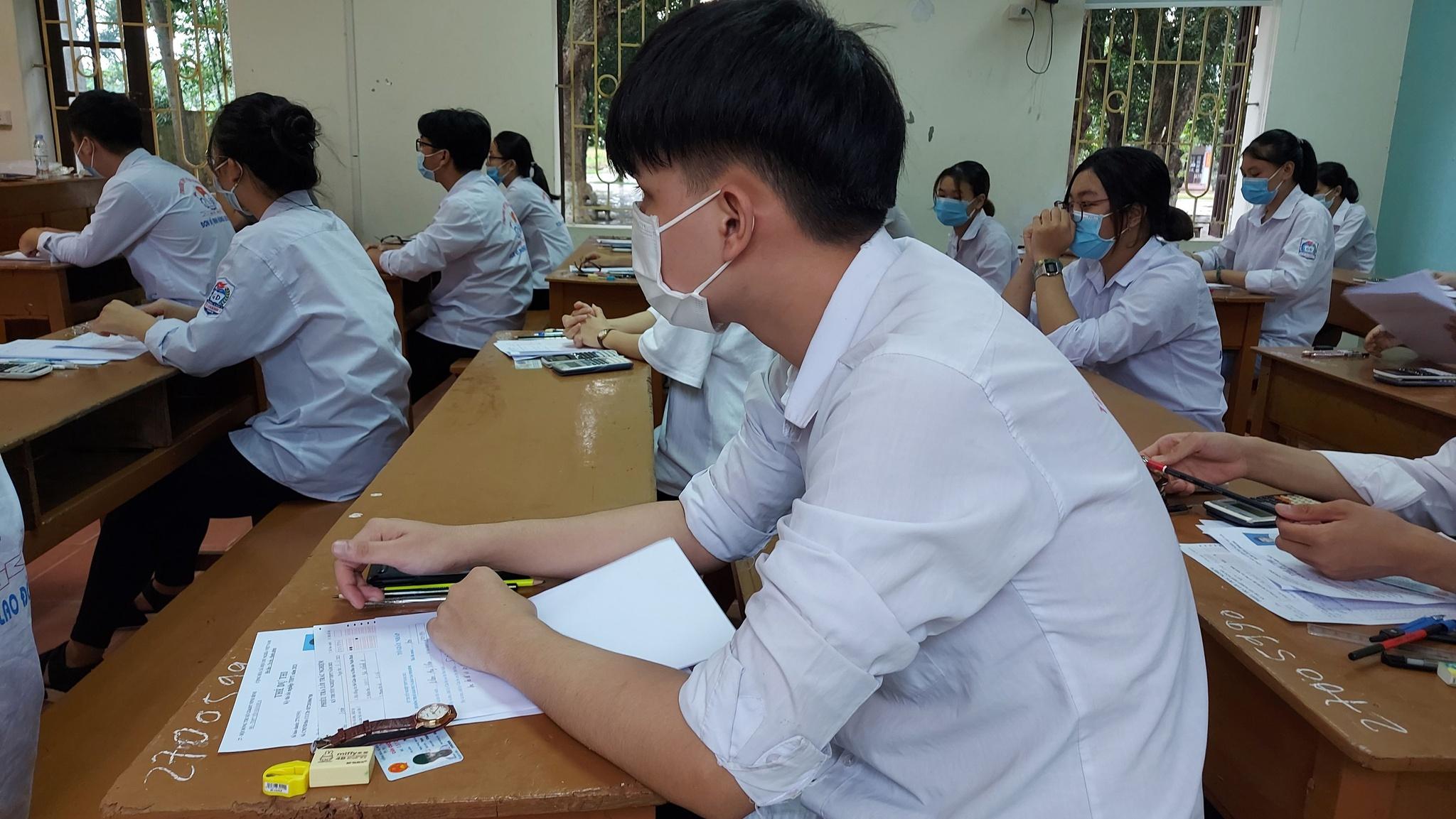 Tất cả các trường ĐH khi có sử dụng kết quả thi THPT từ 1 môn/bài thi trở lên trong tổ hợp để xét tuyển đợt 1 năm 2021 thì đều phải tham gia lọc ảo /// Quý Hiên