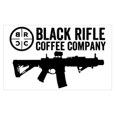 Black Rifle Coffee Company logo