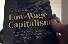 Global Low-Wage Capitalism