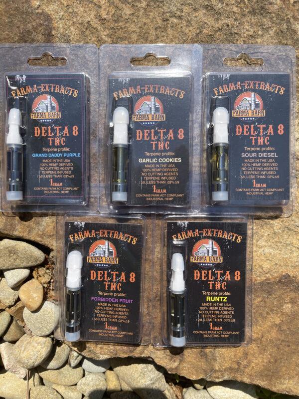 Delta 8 oil