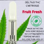 Delta 8 THC Hemp Derived Cartridge ∆8