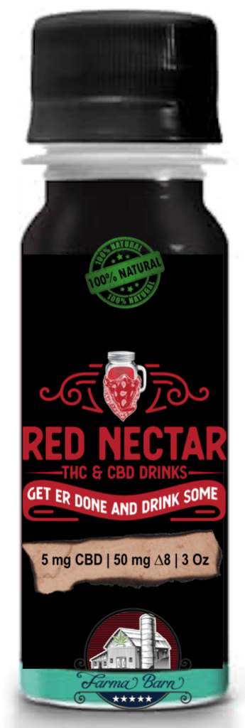 Red Nectar drink