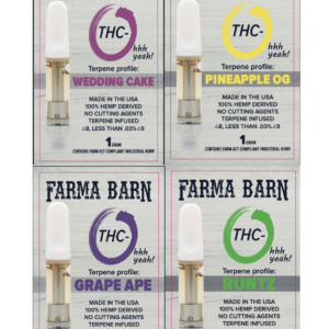 THC_O Farma Barn