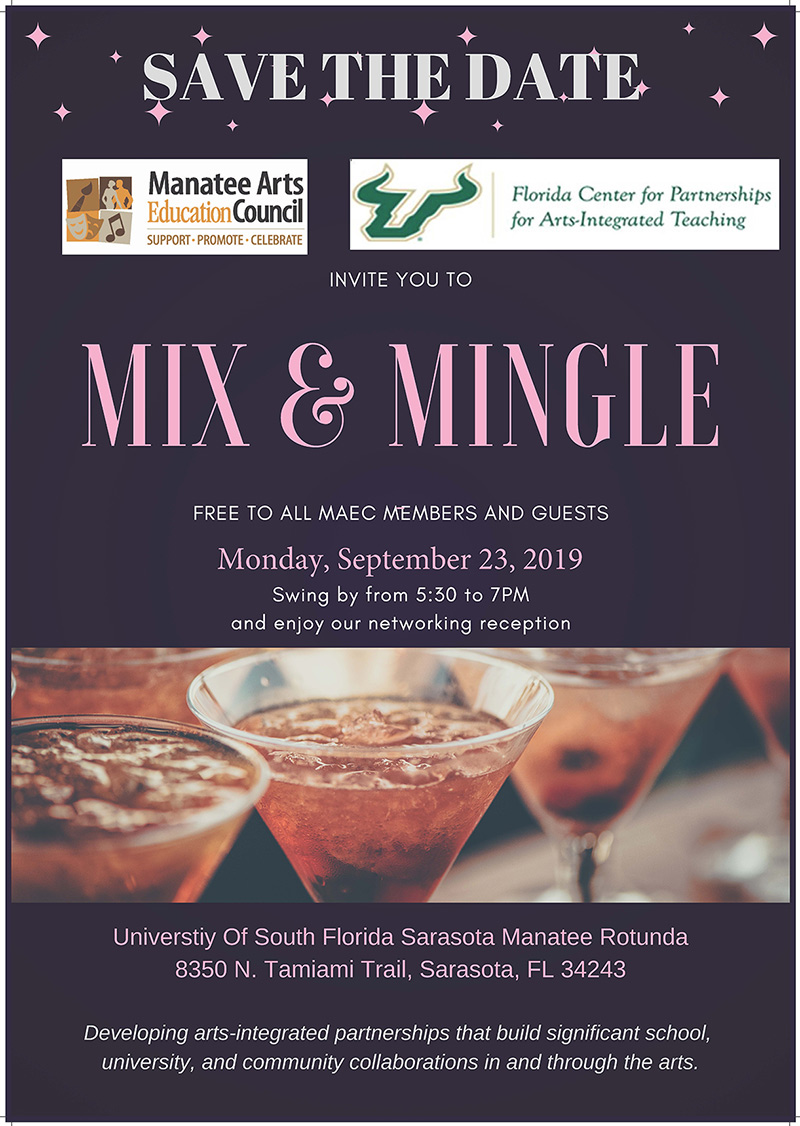 Mix and Mingle September 2019