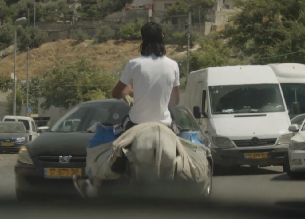 The Milk Seller–Dispossession and Tourism in Silwan, East Jerusalem