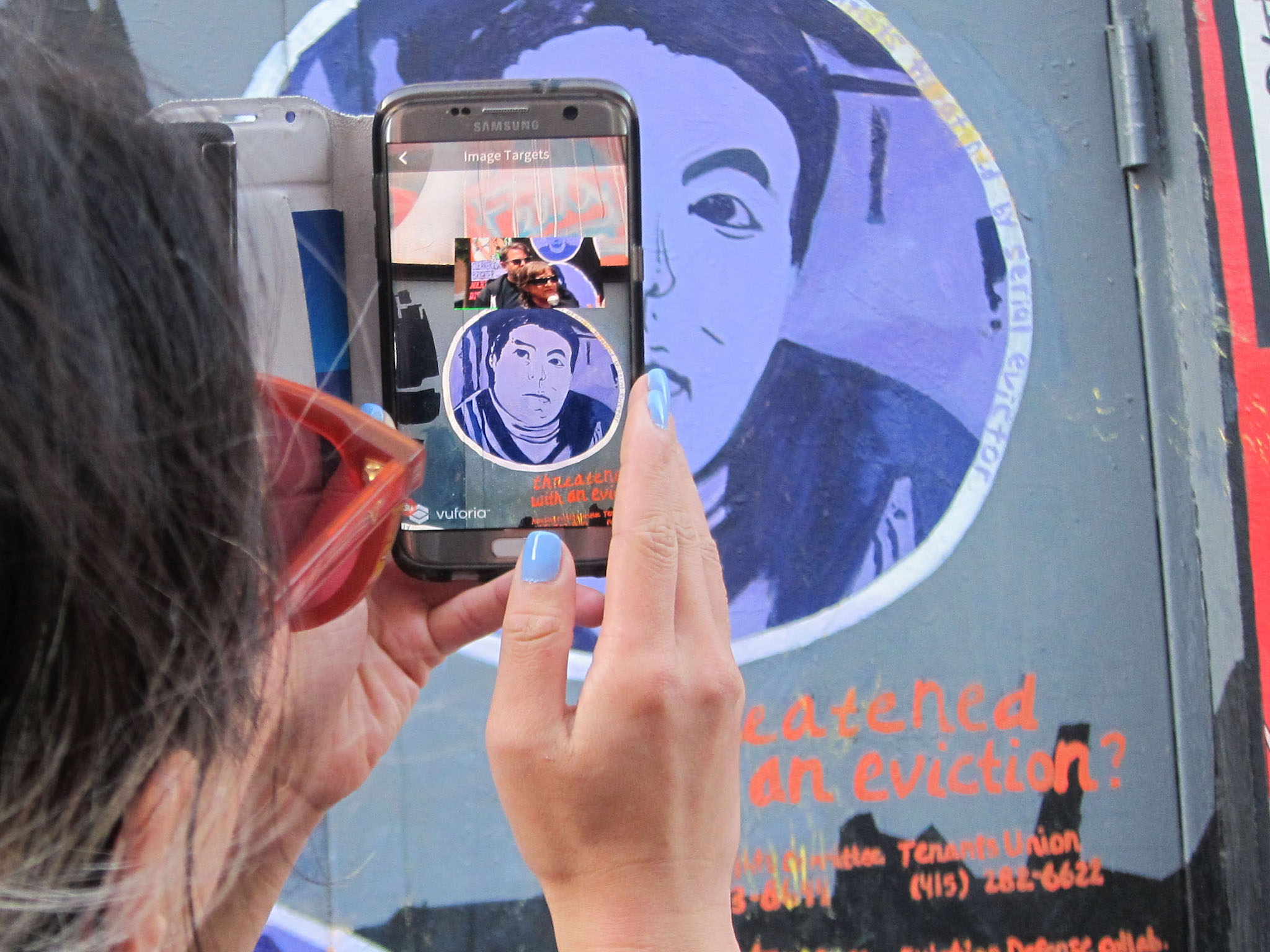 Walls Tell Stories, Multi-media Mural Tours