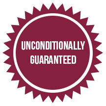 Unconditionally Guaranteed