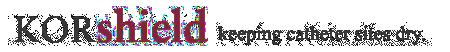 KORshield | Keep Catheters Dry
