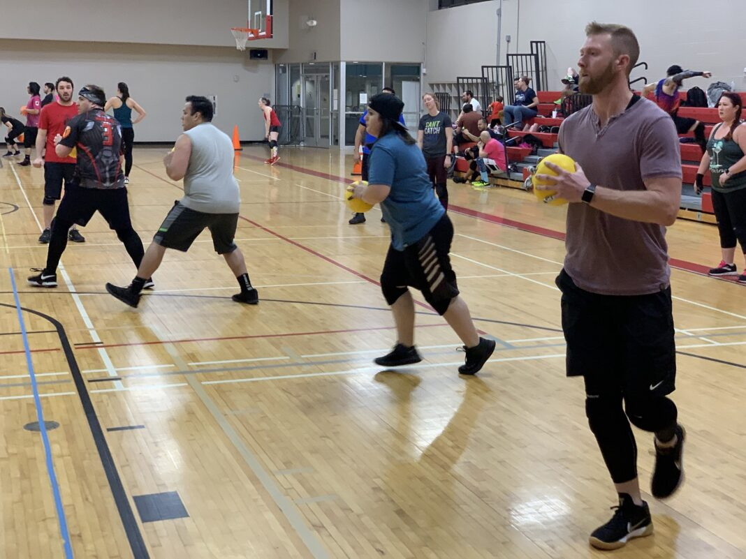 Open Play Dodgeball