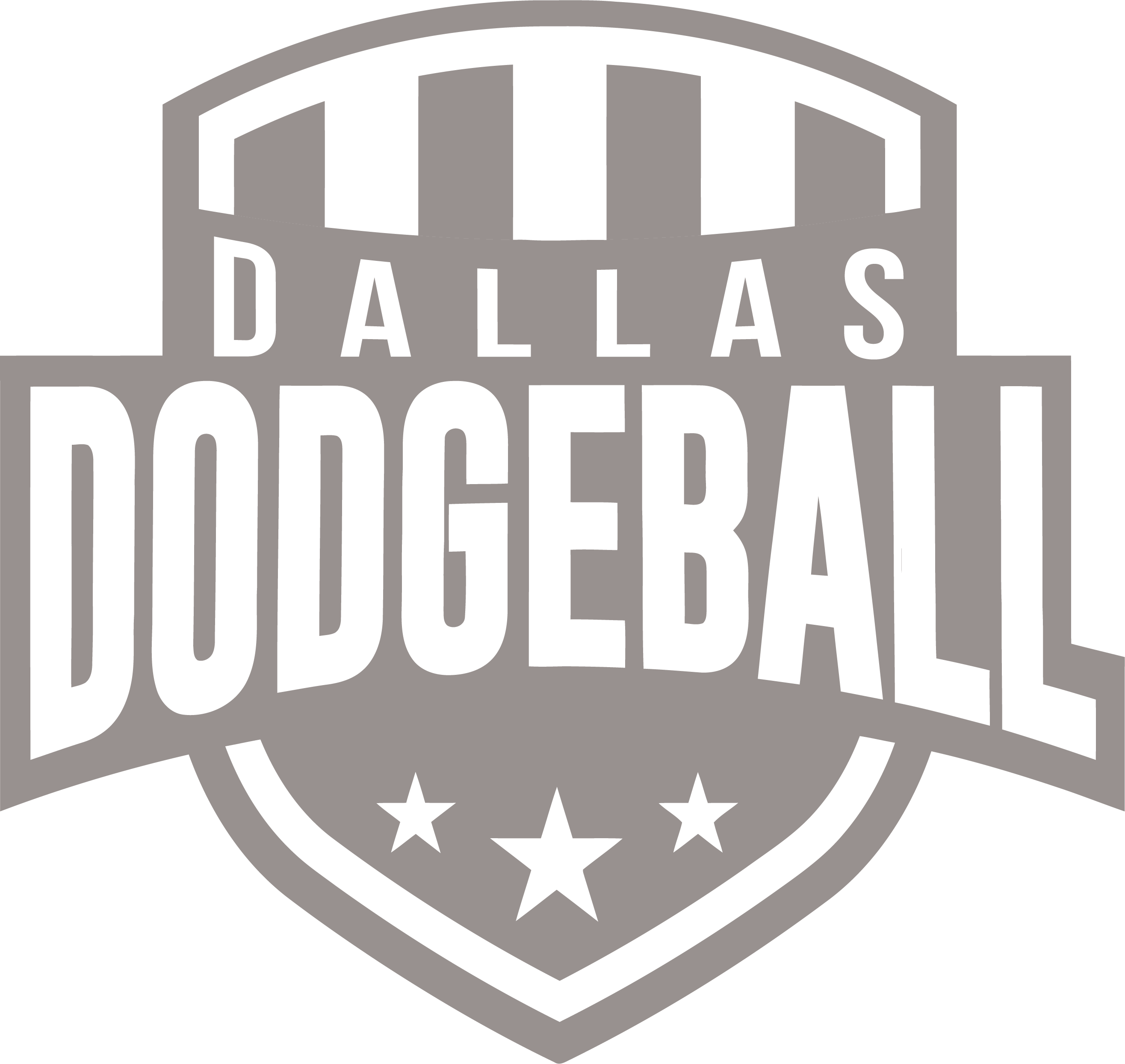 Dallas Dodgeball Logo