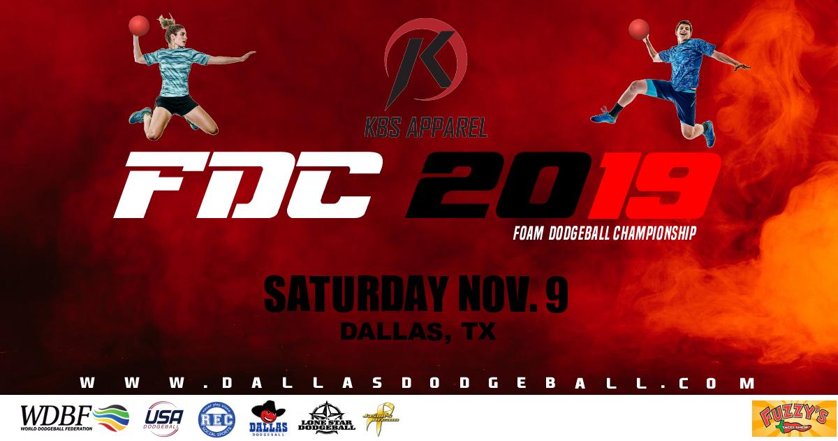 Foam Dodgeball Championship