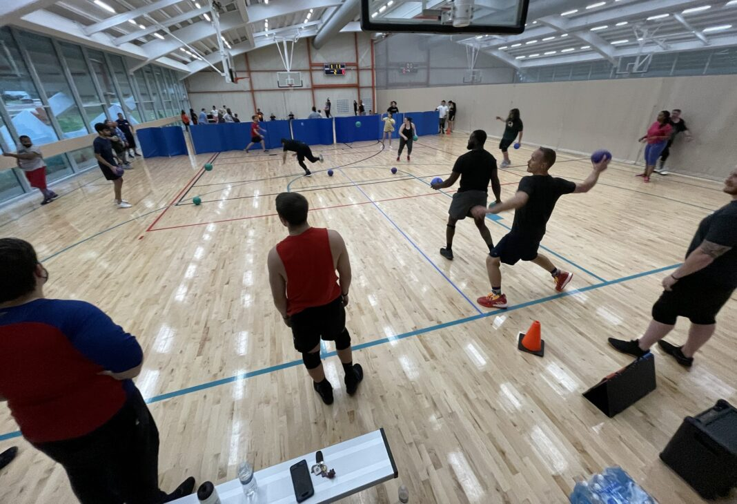 Open Play Dodgeball