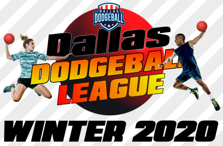 Winter 2020 Dodgeball League