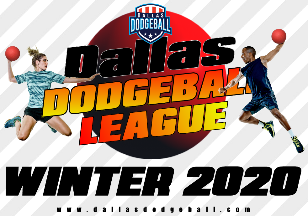 Winter 2020 Dodgeball League
