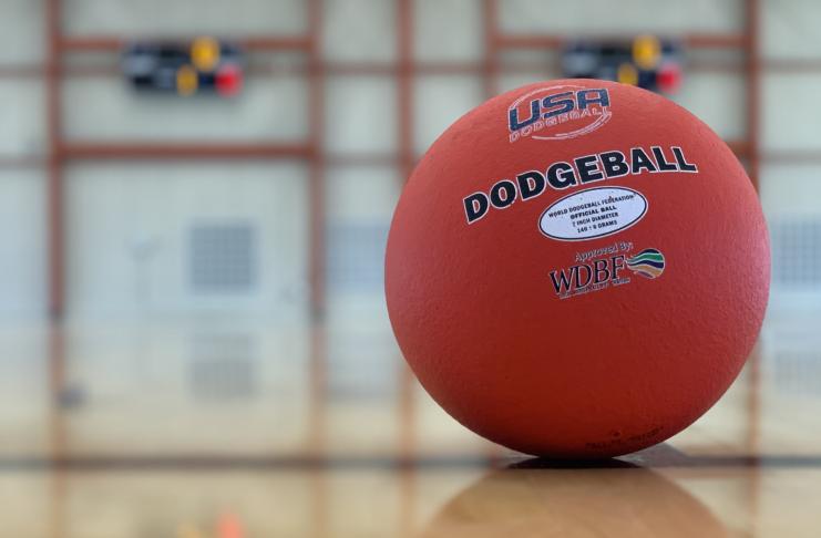 Garland Texas Dodgeball