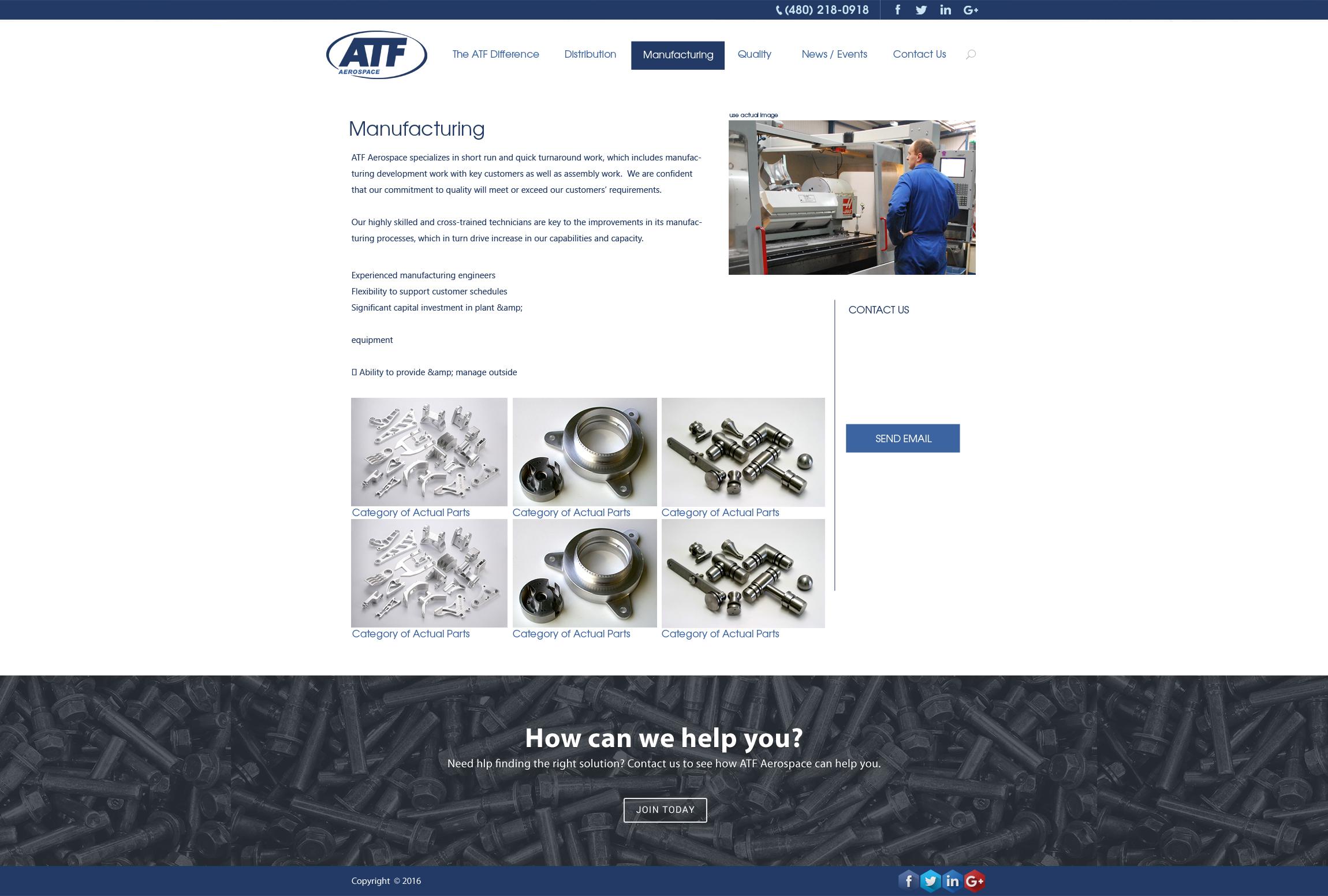 ATF_manufacturing
