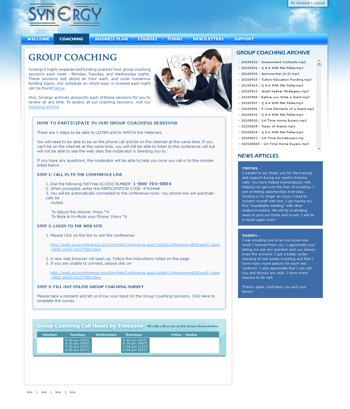 BACKEND_coaching