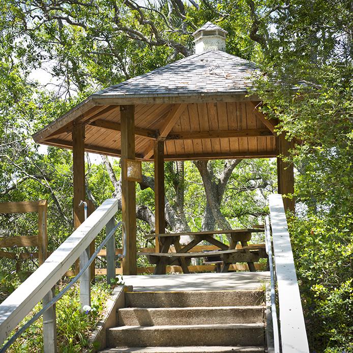 Anastasia State Park Pavilion Rental