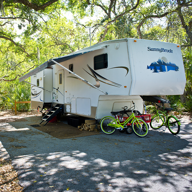 Anastasia State Park Rv Reservations