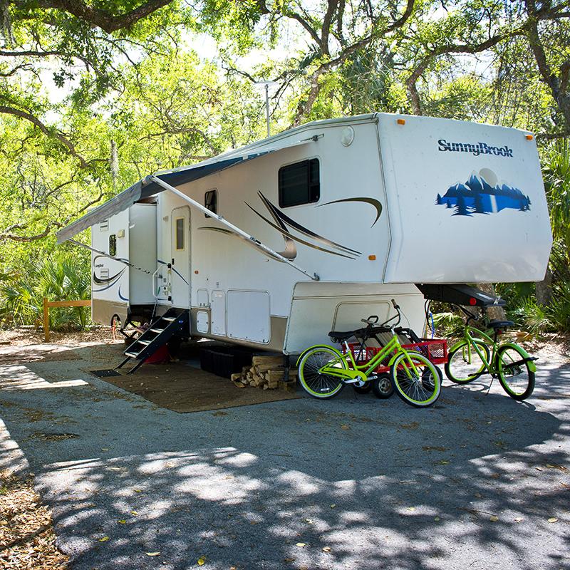 Anastasia State Park Rv Reservations
