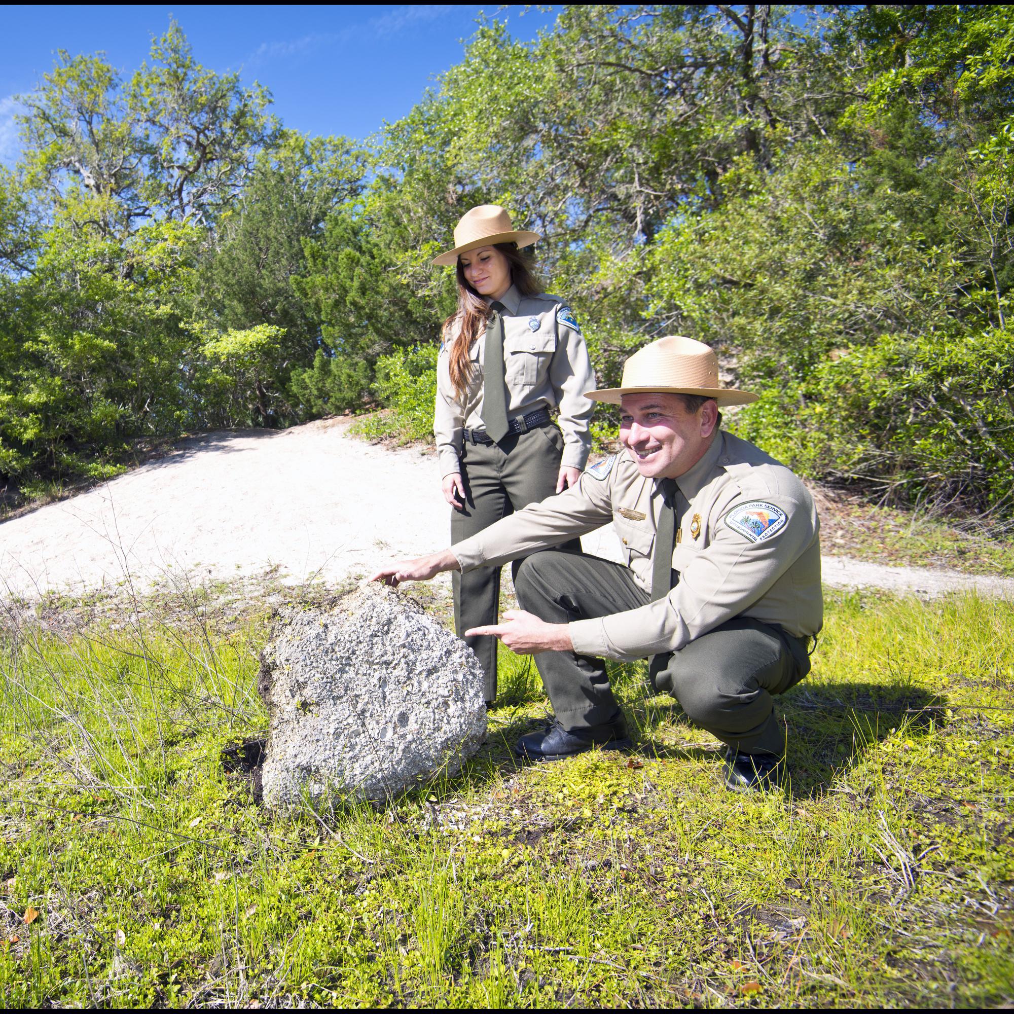 Anastasia State Park History
