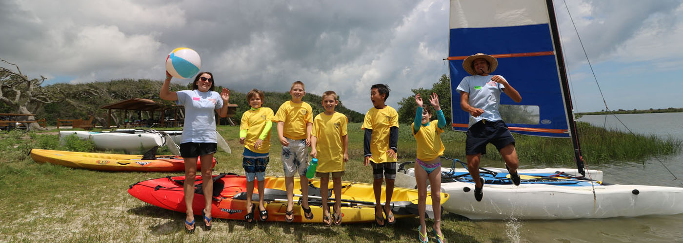 Anastasia Watersports Camp Group 5