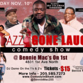 Live At The Barbershop, Yo Azz Gone Laugh Edition