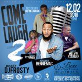 Come Laugh 2 Comedy Show