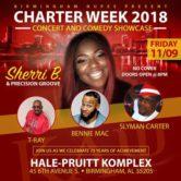 Charter Week 2018 Concert & Comedy Show