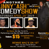 Another Funny Ass Comedy Show