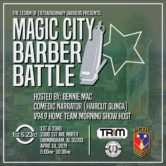 Magic City Barber Battle